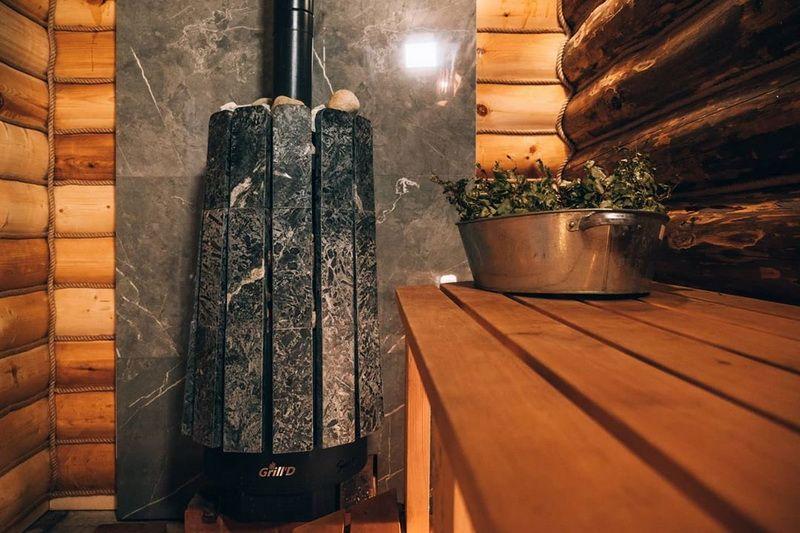 Модификация печи Комета Вега Стоун с каменными ламелями